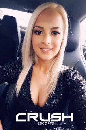 Portrait Selfie Of Maly From Crush Escorts